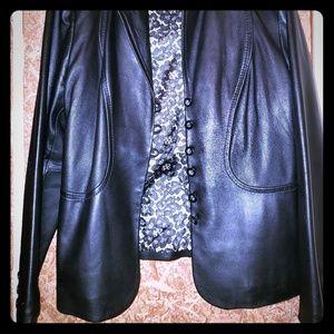 Genuine Leather jacket NWOT